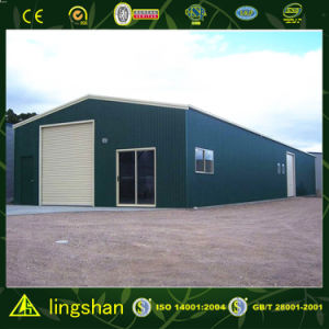 Здание стальной рамки Lingshan--ISO9001: 2008 (LSSB)