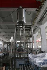 自動非レモンフルーツジュースの液体炭酸水びん詰めにする機械