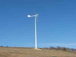 10kwホームまたは農場の使用のための無声風発電機