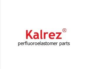 De O-ring Kalrez van Dupont Perfluoroelastomer Ffkm K6375/K7075/K4079