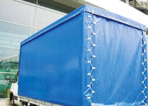 Überzogenes Belüftung-Plane-Zelt-Polytuch