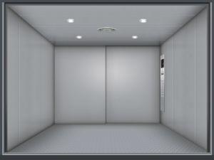 شحن مصعد مع آلة [رووملسّ] عمليّة شحن مصعد