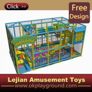 Ce style jouet en plastique chaud Mall à l'intérieur de l'équipement de terrain de jeu (ST1403-12)
