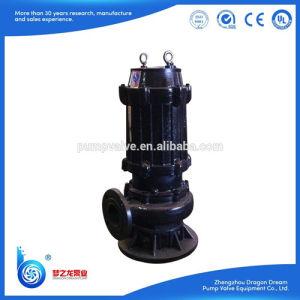 Wq-Jy 시리즈 자동적인 혼합 유형 진창 하수 오물 폐수 펌프
