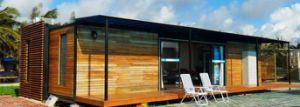 경량 Sandwich Panel Prefabricated Modular House 또는 Villa Villadom (XGZ-0299)