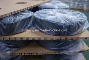 Filet noir teintée de dope dans Bright Round ou Trilobal pour le fil d'étiquettes