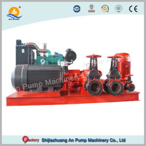 Combate a incêndio centrífuga de alta pressão de gasóleo da bomba de água