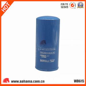 Filter van de Olie van de Delen van de Vrachtwagen van Sinotruck HOWO 61200070005 de Filter van de Olie Wd615