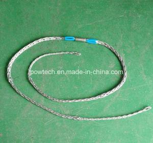 Calcetín de malla de cable con 2 cabezas