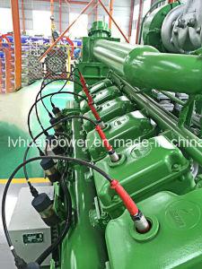 Ce moteur Cummins approuvé 750kVA 600kw générateur de gaz de lit de charbon
