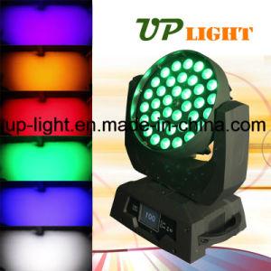 36X18W RGBWAの紫外線ズームレンズ6in1 LEDの段階ライト