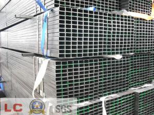 Carré de haute fréquence&Tube soudé en acier rectangulaire