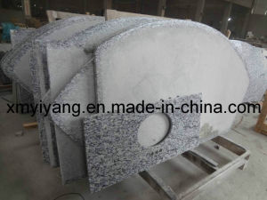Countertops van het Graniet van de nevel Witte voor Keuken of Badkamers