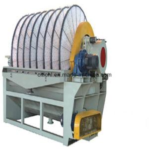 광석 탈수를 위한 채광 기계장치 진공 디스크 필터