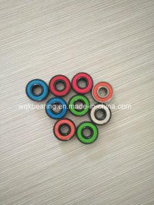 O rolamento de esferas 608-2RS juntas de cor usando em Fidget Especial brinquedo do rotor