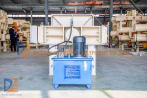 De in een nis gezette Pers van de Filter 1250 Reeksen voor elecro-Platerende Behandeling van afvalwater