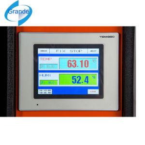 Programmierbare konstante Temperatur-Feuchtigkeits-umweltsmäßigprüfvorrichtung