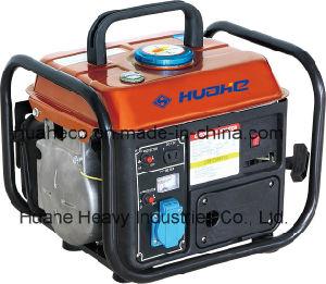 950 HUAHE domicile utilisé générateur à essence portable 650W faible bruit