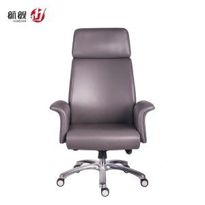 Отель Домашняя мебель SGS BIFMA эргономичный поворотный босс кожаный стул Office