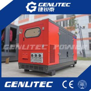 15kVA 12kw triphasé du générateur de génération de diesel à faible bruit avec moteur Kubota