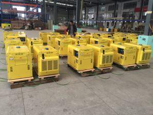 Automobile che avvia generatore diesel portatile trasferendo del ATS