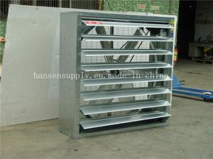 De industriële Negatieve Ventilator van de Zuiging van de Ventilatie van de Ventilator van de Uitlaat van de Druk