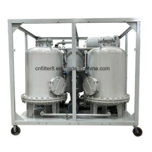 Aceite de transformador de desgasificación de decolorante deshidratación purificador de extracción de impurezas de la máquina (ZYD-I-50)