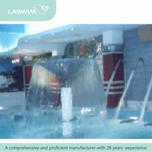 Acier inoxydable Jet pour piscine