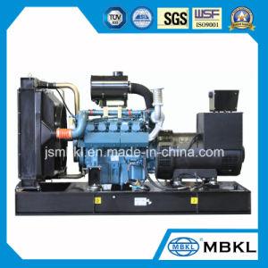 Doosan Daewoo (DP222LA) 50Hz/60Hz 600kw/750kVA 디젤 엔진 힘 전기 발전기
