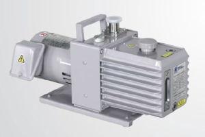 LVD16 4L/Sの二重段階オイルの真空メッキのための回転式ベーン・ポンプ