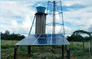 Material de acero inoxidable 304 de la bomba de agua solares de alta presión para pozos