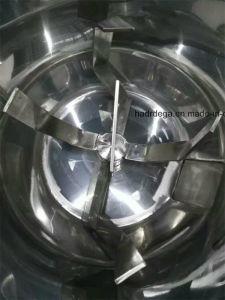 Vertikale Mischmaschine für das Kunststoff-Mischen und Strangpresßling,