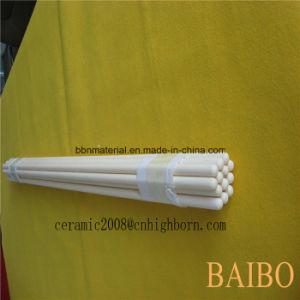 Tubo di ceramica della protezione di Zirconia con uno aperto