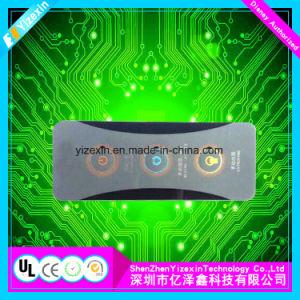 Design de moda do painel de membrana de controlador excessivamente gráfico