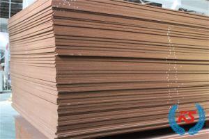 3-18mm MDF laminado/MDF melamina/placa de MDF para muebles/Decoración
