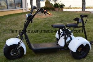 1500W 3つの車輪のリチウム電池が付いている電気ゴルフスクーター