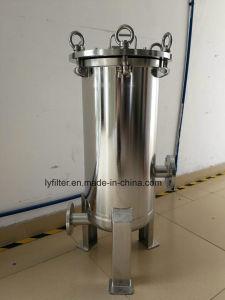Hochdruckc$multi-kassette Edelstahl-Wasserbehandlung-Filtergehäuse