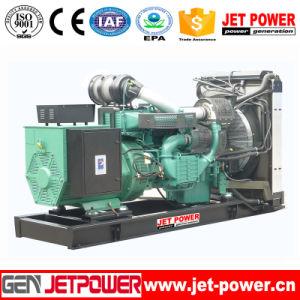 Мощность двигателя Volvo электроэнергии 100ква дизельных генераторных установках