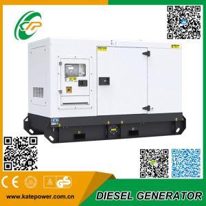 20квт генератора дизельного двигателя Silent типа Super Silent навес