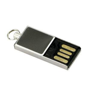 Сверхтонкий флэш-накопитель USB водонепроницаемый 16GB с микросхемой UDP