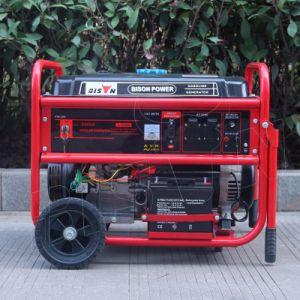 Bison (Chine) BS6500T (H) Petite MOQ Démarrage électrique générateur 5kVA