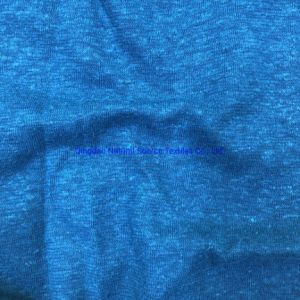 Cáñamo sostenible Camisetas tejer la tela de Jersey (NST-0004)