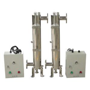 Edelstahl-Polierraum-ultravioletter Klärmittel-Sterilisator