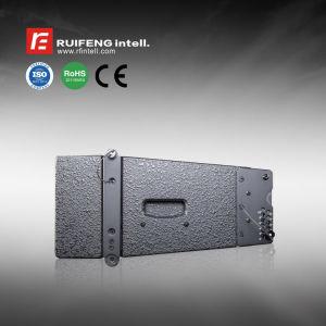8 pouces de haut-parleur professionnel enceinte de line array Pro Audio Sound System PA L'orateur