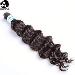 Commerce de gros Angelbella cheveu naturel brut d'usine en vrac vague CHEVEUX BRÉSILIENS