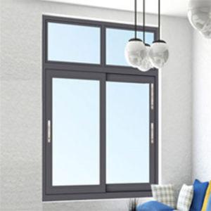 La série 6000 profil aluminium extrudé pour châssis de fenêtre coulissante