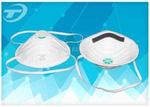 Venda por grosso de 5 camadas de protecção pessoal N95 Máscaras Faciais descartáveis Respirador Máscara contra Poeira do Distribuidor
