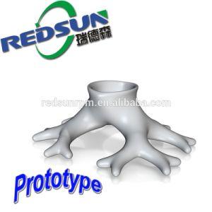 Новый дизайн 2015 3D-печати Flower Pots прототип услуги по изготовлению
