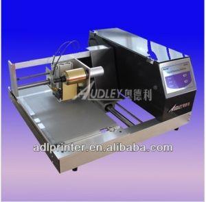 Leahter 최신 각인 기계에 Pemumatic 인쇄