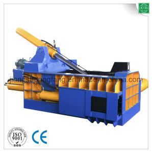 Y81t-200 de Chatarra de Acero Reciclaje Baler con PLC (CE)